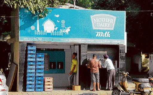 Smartcard to ease shopping  at Mother Dairy booths