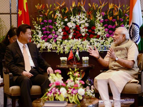 Incursions cast shadow on Sino-India meet, Modi raises issue