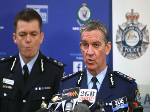 Australian police foil public beheading plot by IS militants, 15 detained