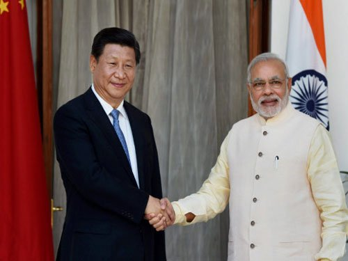 India, China ink 12 pacts; USD 20bn Chinese investment in 5 years