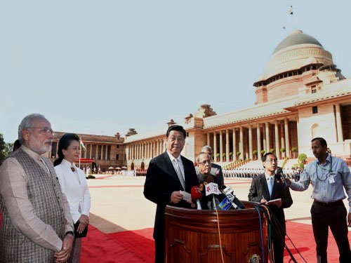 China, India are capable of resolving border row: Xi
