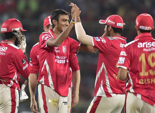 Kings XI bowlers stop Hurricanes at 144/6 in CLT20