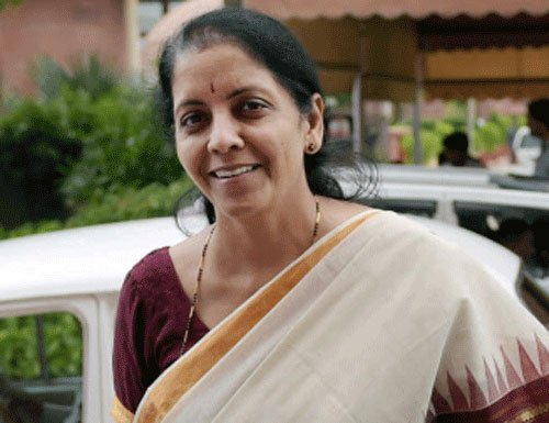 'Sari' worry for Nirmala Sitharaman after missing luggage on Air India flight