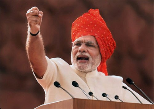 Rein in leaders who spew venom: Muslims to Modi