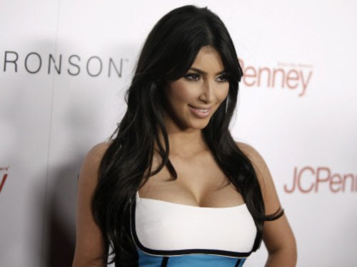 Kim Kardashian's nude photos leaked?