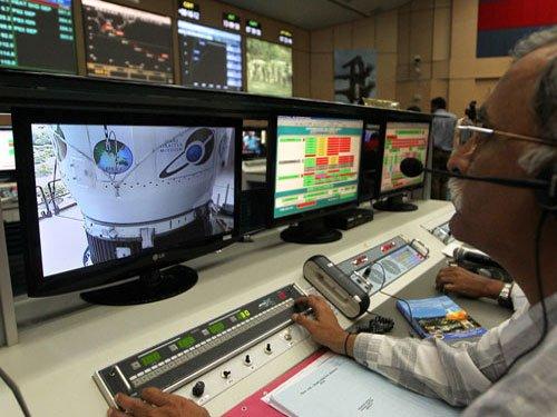 Mars mission brings Modi to Bangalore