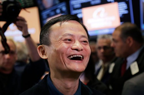 Alibaba's Jack Ma richest man in China: Report