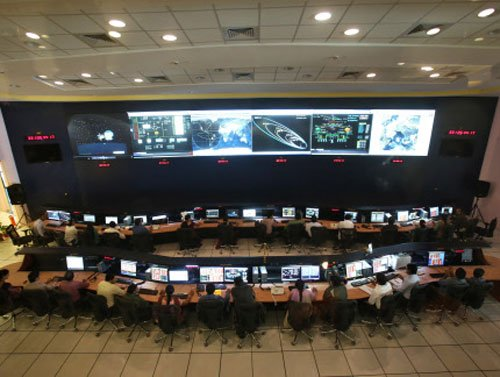 Oz to provide groundstation support for Mangalyaan