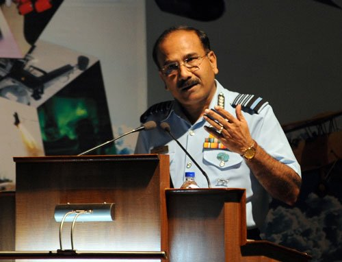 Air Force must keep pace with latest technologies, says Raha