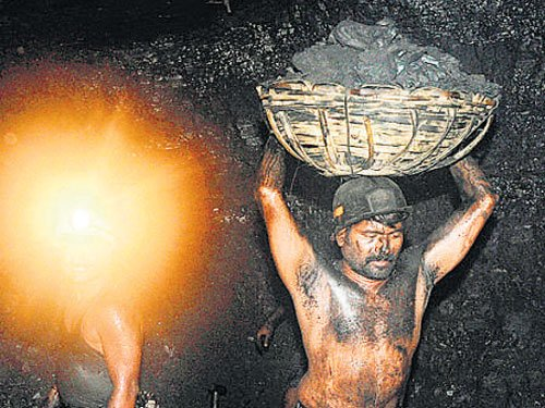 42 coal blocks make up 10 pc of total output