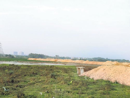 Authority to save lakes
