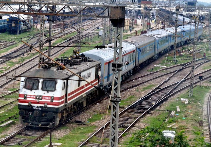 E-catering goes on trial on 6 Amritsar trains