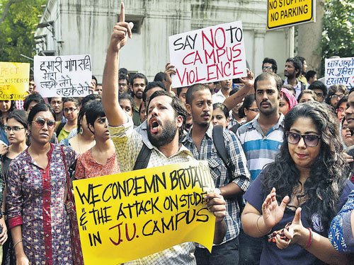 Two arrested in Jadavpur molestation case