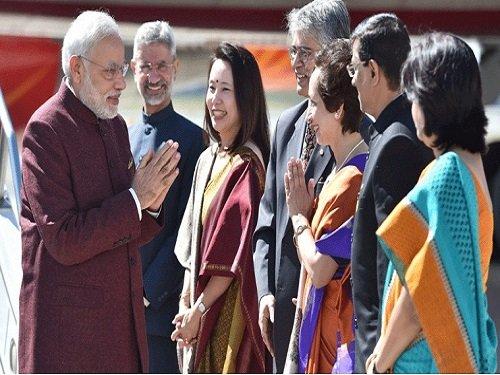 "PM says US a ""natural global partner"""