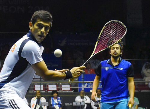 Asiad Squash: Men's team gets historic gold, women grab silver
