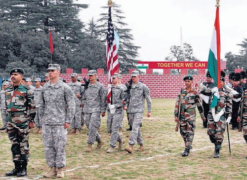 India, US agree to renew defence agreement
