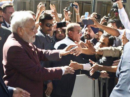 Modi has more American Facebook fans than US politicians