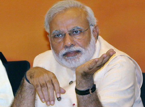 Issues raised by Bhagwat are relevant: Modi