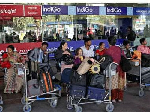 India's air traffic grows, IATA credits new 'supportive' govt