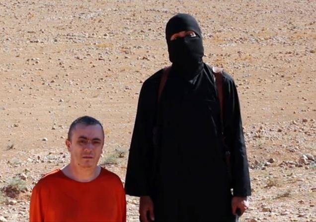 New video shows beheading of British hostage by IS