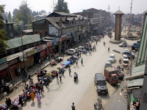 Eid-eve has never been so subdued in Srinagar