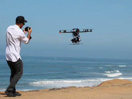 Drones: Potentially, next big thing in news photography