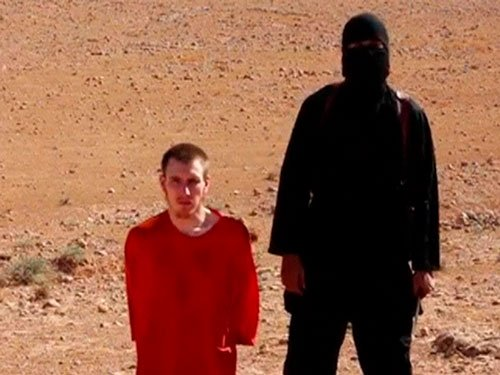 US hostage says 'scared to die' in IS captivity