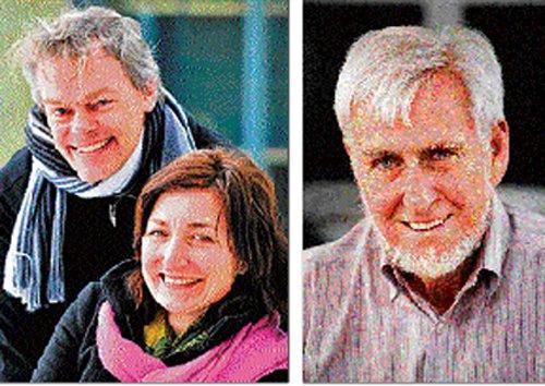 Trio get medicine Nobel for finding brain's 'GPS'