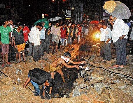 Palike 'callousness' blamed for Bilekhalli mishap