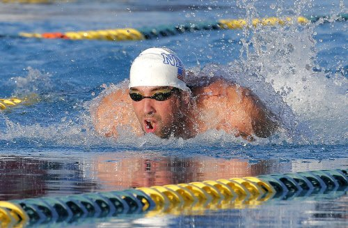 Phelps banned for six months, no 2015 World Championships