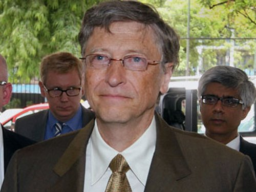 Bill Gates lauds Modi for talking about toilets