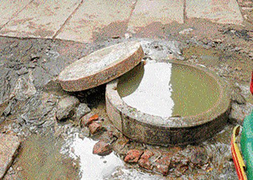 Crores of rupees spent on desilting drains have little effect