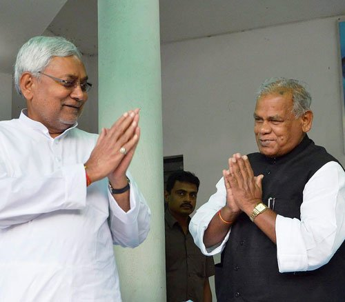 Manjhi fast becoming a liability for Nitish