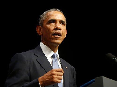 Obama confident US making progress against Islamic State