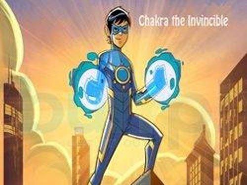 Stan Lee to make film on his Indian superhero 'Chakra'