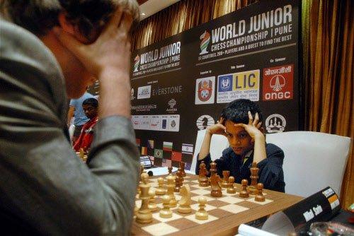 Indians script upset wins in World junior chess