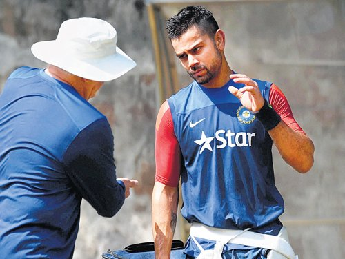 India eye a collective effort
