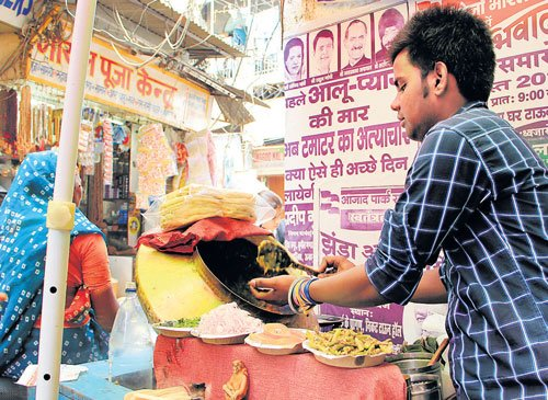 Savouring old Dilli