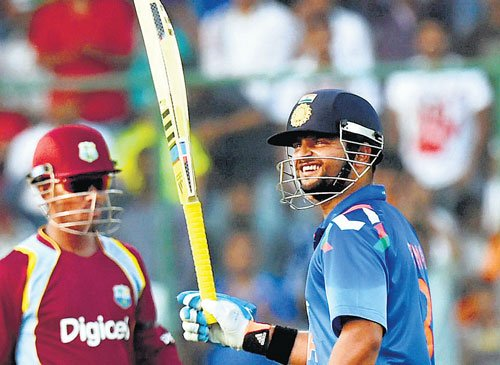 India cut Windies to size