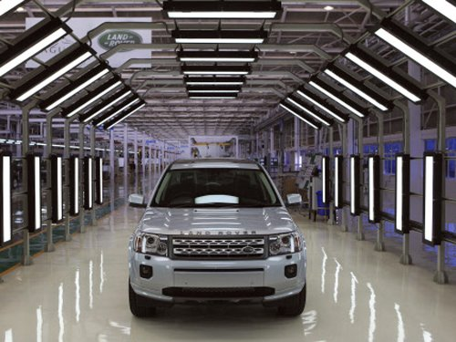 Tatas' Land Rover only Indian-owned brand in world's top 100