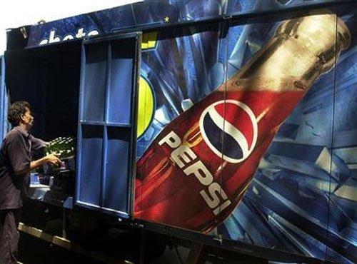 PepsiCo's India revenue grows in double digits