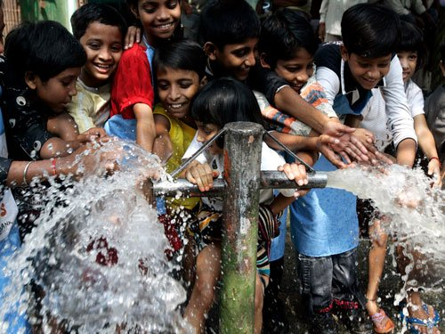 2 million MP school kids to wash hands synchronously