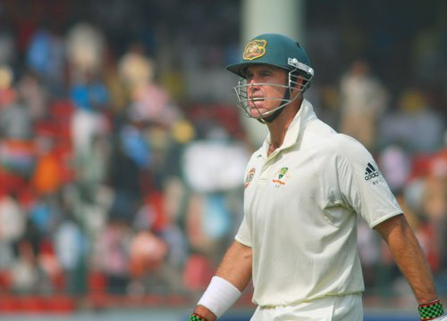 Hayden was adept on bouncy pitches as well as turners: Dravid