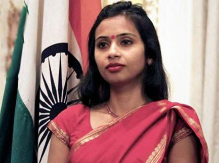 Khobragade could be in trouble for TV interview