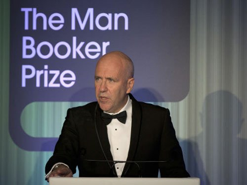 Australia's Flanagan takes Man Booker prize with war story