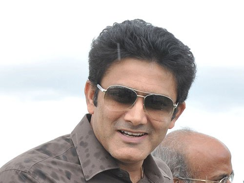 Anil Kumble joins Twitter on his 44th birthday