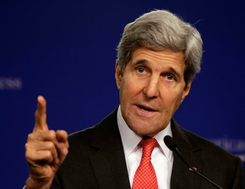 Kerry in Southeast Asia seeking support against IS