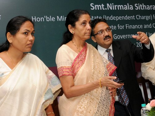 Sitharaman raps Coffee Board for poor performance