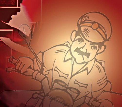 UP Police follow Union minister protocol for bootlegger