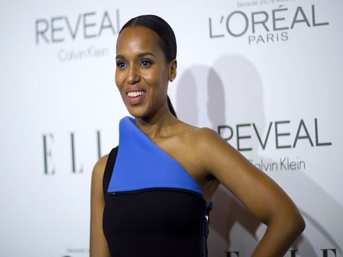 Kerry Washington hates intimate scenes